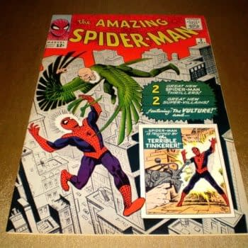 Amazing Spider-Man #2 goes from 1 cent to $22,000 in 46 bids