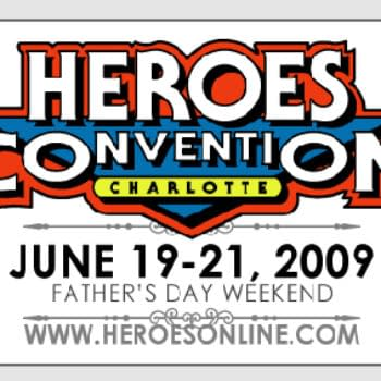 HeroesCon – The Bits Most People Missed