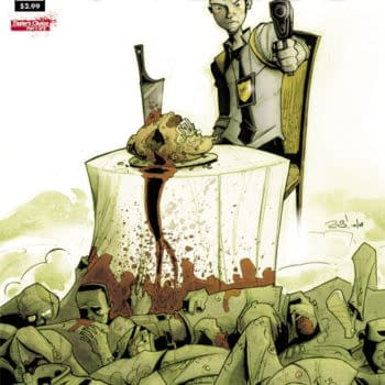 First Issue Of Chew Sells For Over $900 – 9.8 And Signed By Layman And Guillory