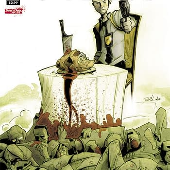 First Issue Of Chew Sells For Over $900 &#8211 9.8 And Signed By Layman And Guillory