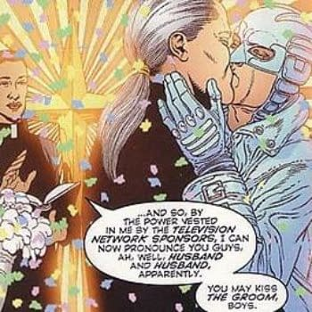 Comic Book Folk Respond To… Marriage Equality