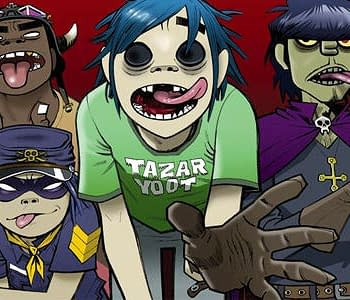 A Gorillaz Animated Series Is In The Works