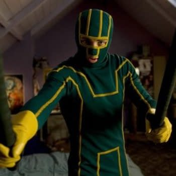 Mark Millar Teases Some Sort Of News About Kick-Ass And Hit-Girl
