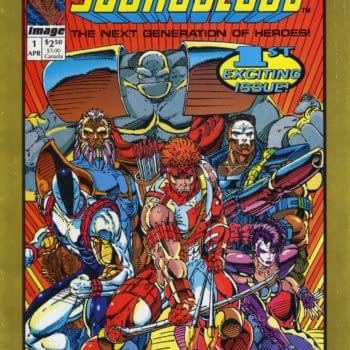 Rob Liefeld on Andrew Rev, the New Owner Of Youngblood