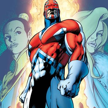 There Is No Captain Britain TV Series After All&#8230 Yet