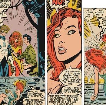 No More Mutants #2 by Andrew Wheeler &#8211 Smurfette The Avenger