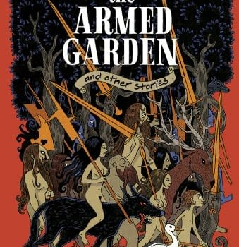 Fantagraphics To Publish David Bs The Armed Garden
