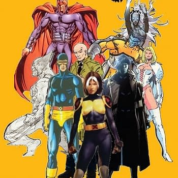UPDATE x2: Where Did That Age Of X: Alpha Cover Come From Anyway