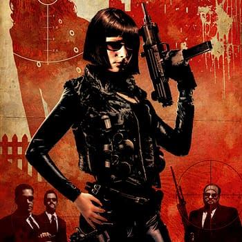 Free On Bleeding Cool &#8211 Jennifer Blood #1 By Garth Ennis And Adriano Batista