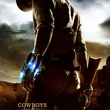 Teaser Trailer For Cowboys And Aliens
