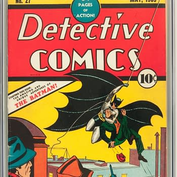 Detective Comics 27 May Fund Defence Of The Accused Killer Of Its Owner
