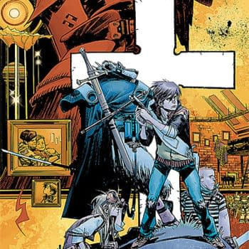 Where In The World Is Joe The Barbarian #8?
