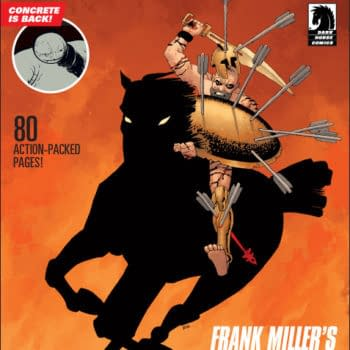 Dark Horse Presents Returns In April With Frank Miller's Xerxes And Paul Chadwick's Concrete
