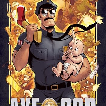 Preview: Axe Cop Vol 1 by Malachai Nicolle and Ethan Nicolle