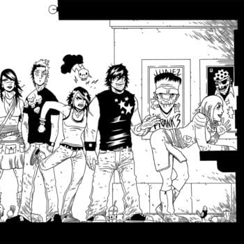 Dan Hipp And Lee Garbett Say Goodbye To Wildstorm. Why Don't We Join Them?