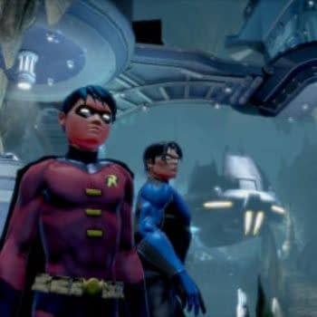 DC Universe Online Beta Ending Event Turns Into A Final Crisis