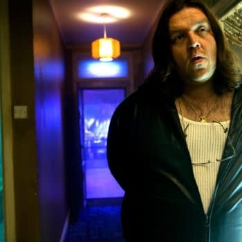 Let Nick Frost Kick Off Your Weekend For Attack The Block