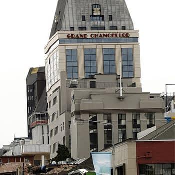 Christchurch Comic Shop In Earthquake Danger