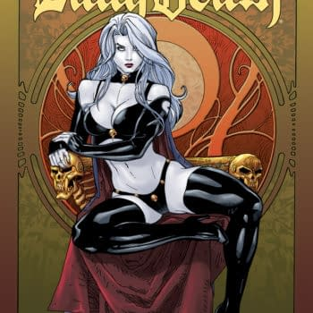 First Look At Covers For Art Of Lady Death And Lady Death #5