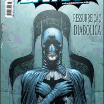 Now It's Time For The Brazilian Batman Potty Mouth