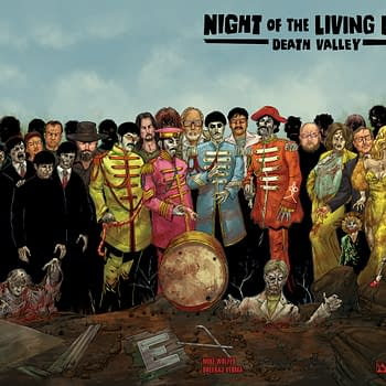 Swipe File: Night Of The Living Dead and Sgt. Peppers Lonely Hearts Club Band