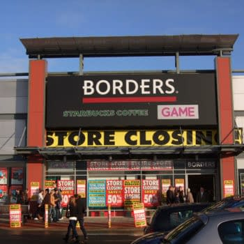 Borders Files For Chapter 11 Bankruptcy