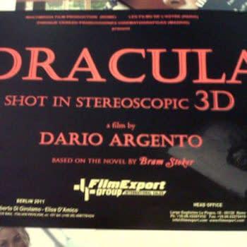 Rutger Hauer To Play Van Helsing in Dracula 3D