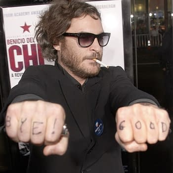 Joaquin Phoenix Up For Mentor Role In Abraham Lincoln: Vampire Hunter