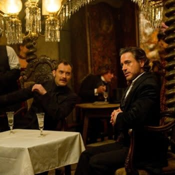 A still from Sherlock Holmes: A Game of Shadows. Credit: Warner Bros.