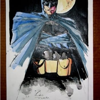 Michael Zulli Will Even Draw Batman To Fund New Graphic Novel, The Fracture Of The Universal Boy
