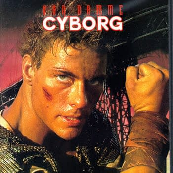 Long Lost Version Of Cyborg Found