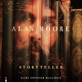 Alan Moore Was Baptised Allan Moore