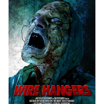 SCOOP: Life Of Agonys Alan Robert To Produce Film Of Own Comic Wire Hangers
