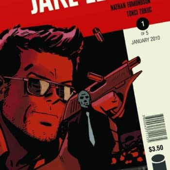 Hot Comics – The Four Image Contenders