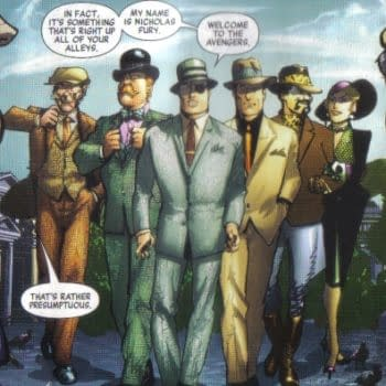 Wednesday Comics Review: New Avengers 10 and Batman Inc 3