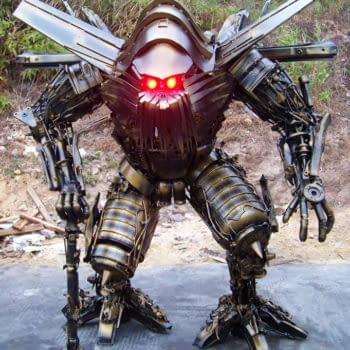 More Amazing Chinese Robots – Great And Small