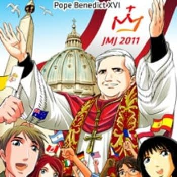 Pope Gets Own Comic Book – And Not From Bluewater