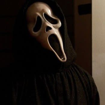"A New ""Scream"" Film In Development With Spyglass Media Group"