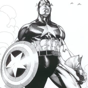 Captain America To Relaunch In July With #1. And Who's In The Uniform?