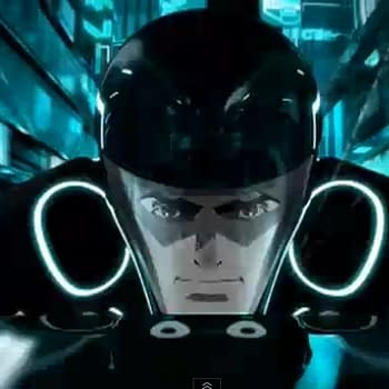 The Trailer For Tron Uprising Is All A Bit Flashy
