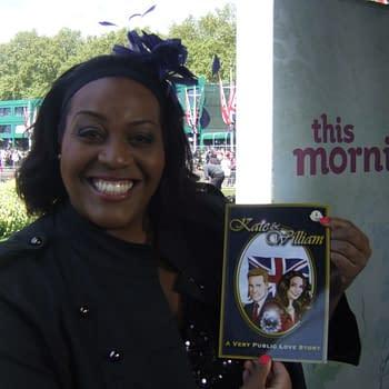 ITVs This Morning Goes Royal Wedding Comic Mad