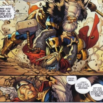 Wednesday Comics Review: Nonplayer 1 and Fear Itself 1