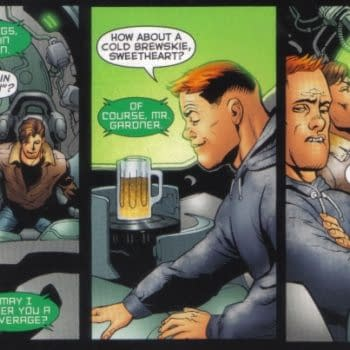 Wednesday Comics Review: Green Lantern 65 And Green Lantern Corps 59