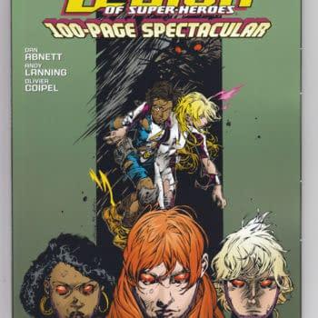 Legion Of Super Heroes Misprint Hits $30 On eBay