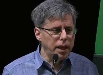 When Paul Levitz Spoke To Google. For An Hour. Without A Moustache.