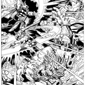 Walt Simonson And The Mighty Thor To Get IDW Artists Edition