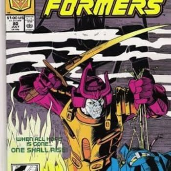 Would IDW Restart Transformers From Marvel Continuity?
