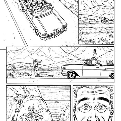 Paul Cornell And Goran Sudzuka Join Vertigos Strange Adventures