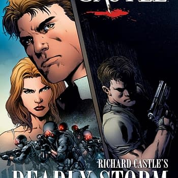 Bendis And DeConnick To Adapt Richard Castles Non Existent Novels Into Comics