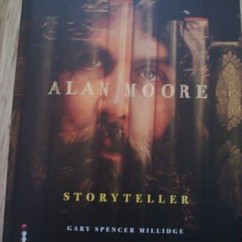 The Bumper Book Of Alan Moore